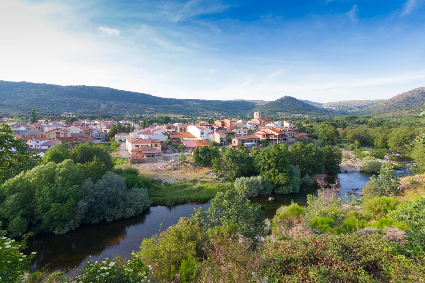 Aliseda de Tormes, casas Rurales El PInta